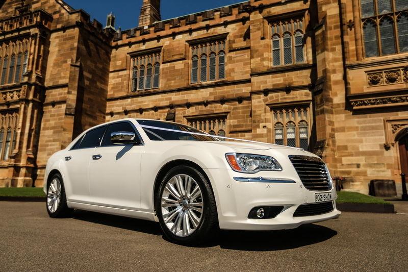 Chrysler 300C luxury sedan