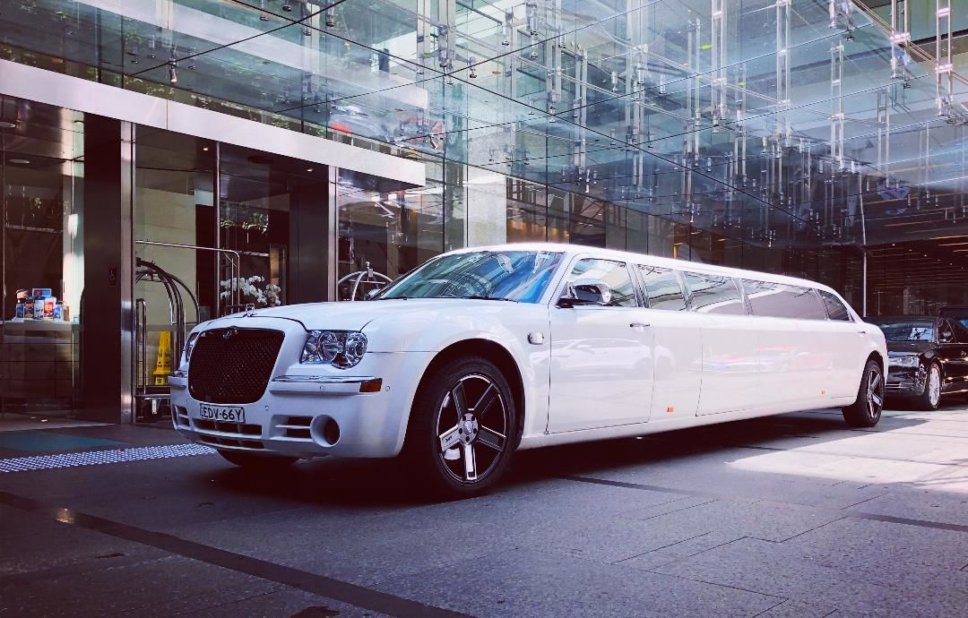 Chrysler Birthday Limo Hire Sydney
