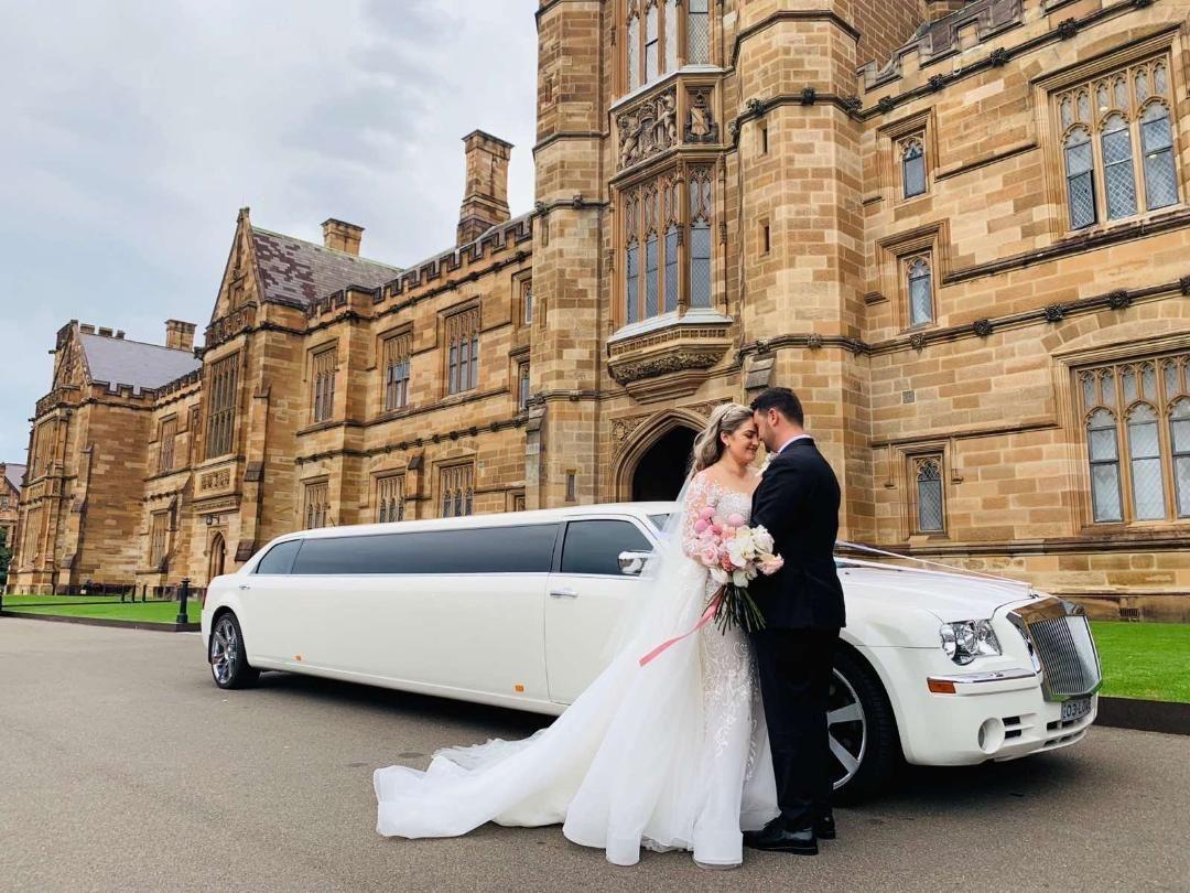 Chrysler Stretch Limousine Sydney