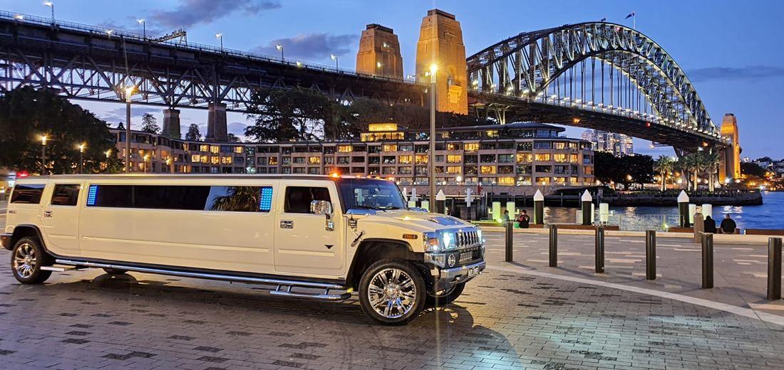 Hummer Limousine Sydney