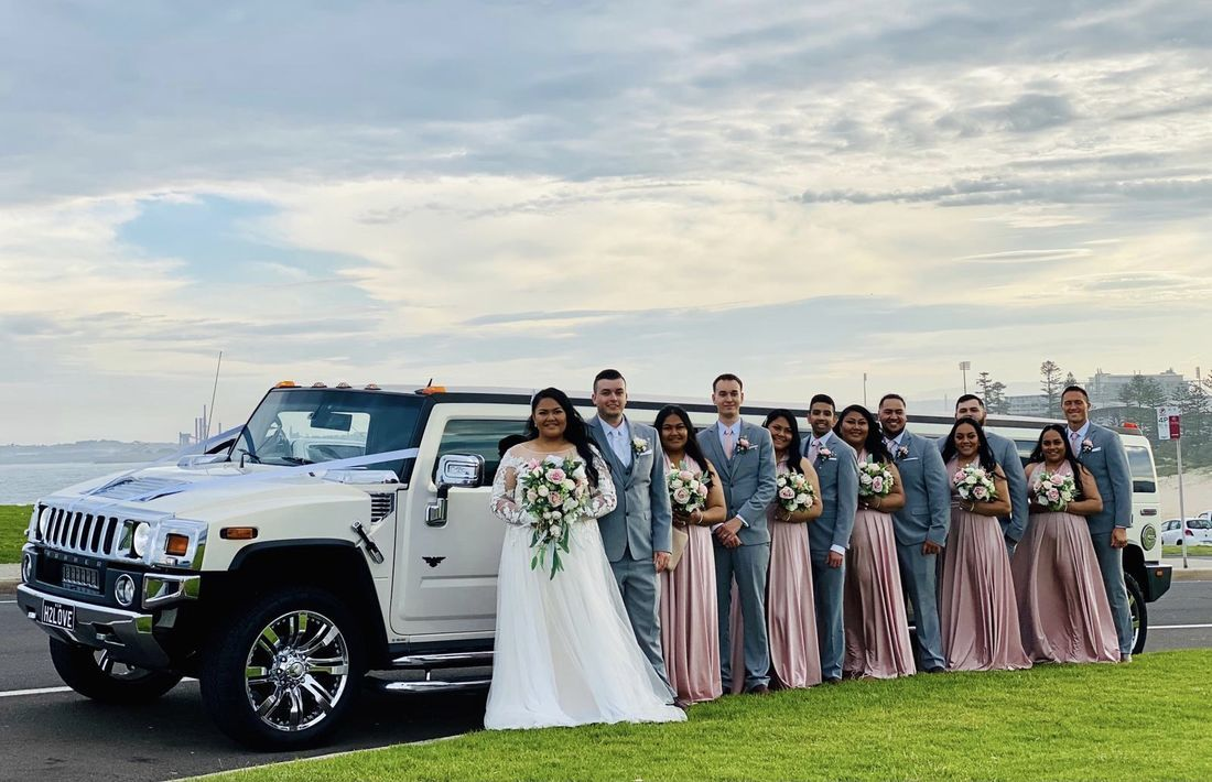 Hummer Wedding Limo Hire Sydney