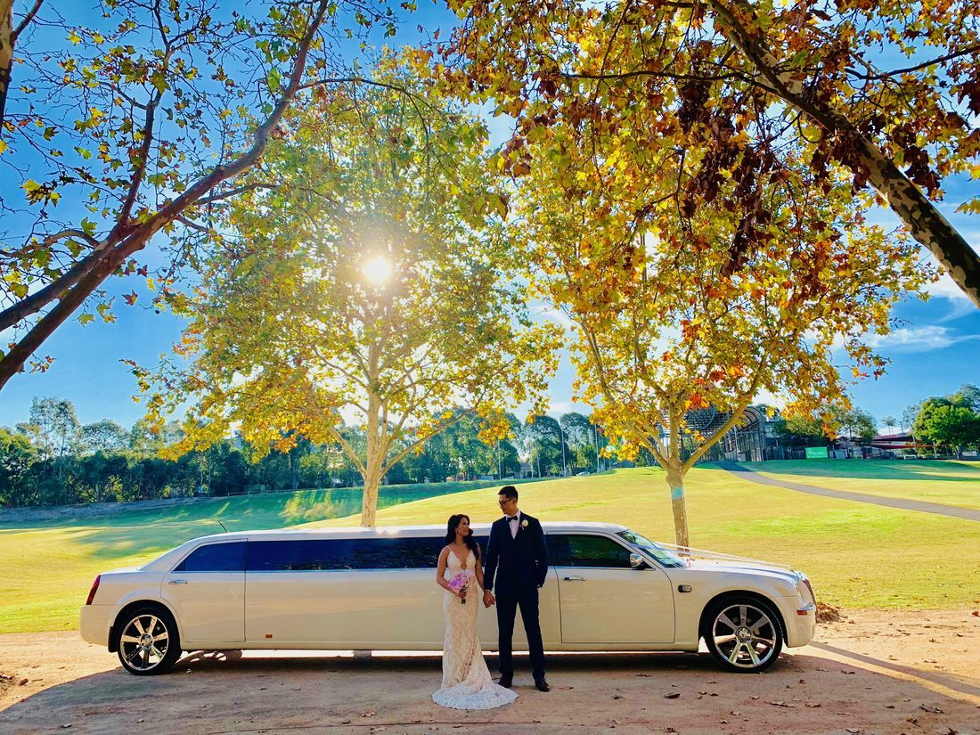 Wedding Limo Hire Wollongong